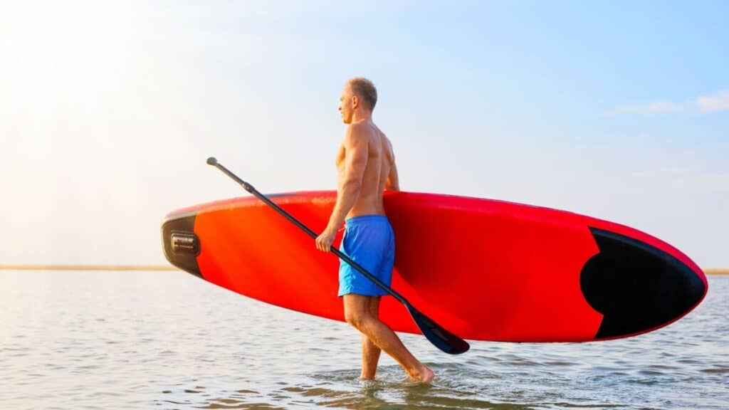 All The Different Types Of SUP Boards And Which One Is Right For You